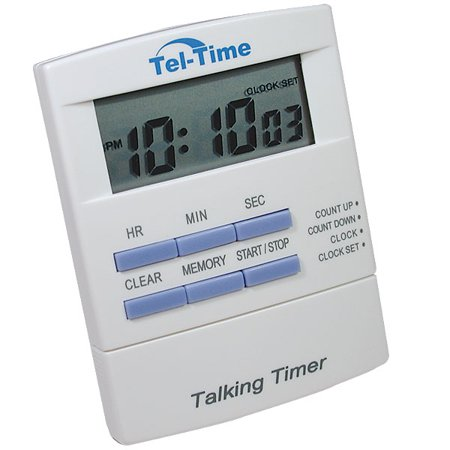 Tel-Timer - Talking Countdown Timer](New Years Countdown Timer)