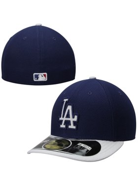 785ae4357de Product Image Los Angeles Dodgers New Era Low Crown Diamond Era Performance 59FIFTY  Fitted Hat - Royal Blue