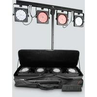 CHAUVET DJ 4BAR USB Complete Portable Wash Light Solution