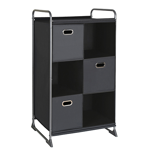 Mainstays Vertical 6-Cube Organizer