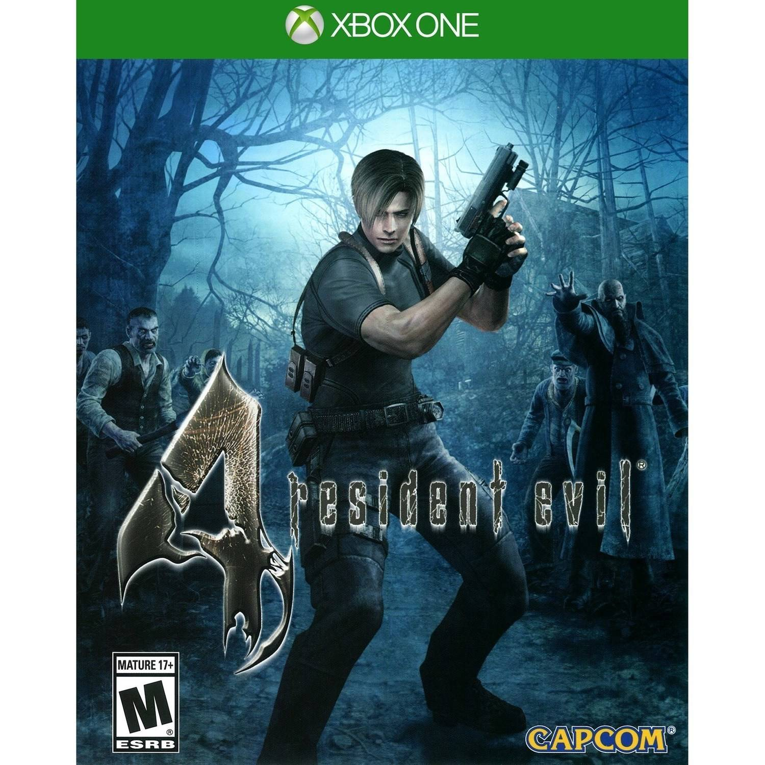 Resident Evil 4 HD - Pre-Owned (Xbox One)