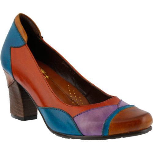Women's L'Artiste by Spring Step Oeiras Pump by MNY BY ANDREW MARC