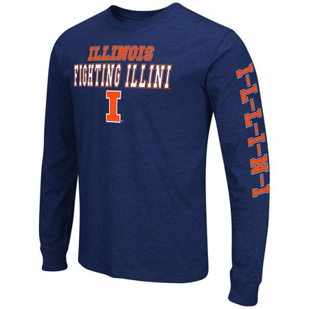 Illinois Fighting Illini Game Changer Long Sleeve T-Shirt