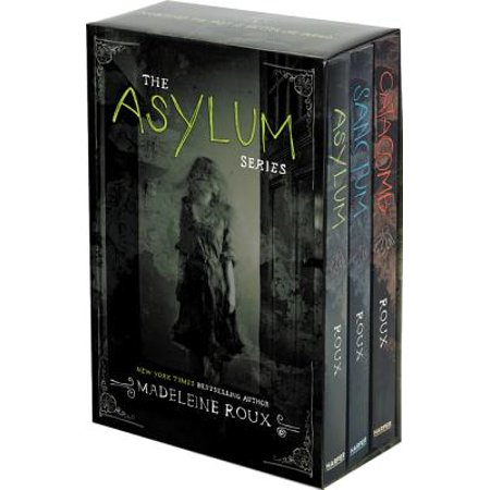 Asylum 3-Book Box Set : Asylum, Sanctum, Catacomb