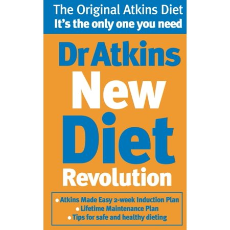 Diet Revolution - Dr Atkins New Diet Revolution (Newedition)