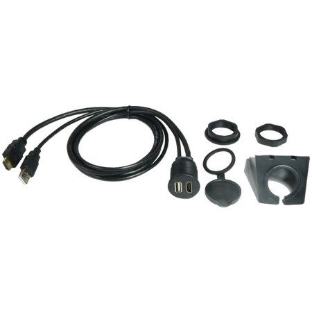 PAC 3FT DASHMNT HDMI/USB CBL (Impulse Top Pac Laptop Brief)