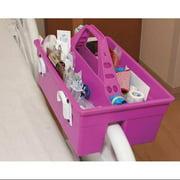 HEATHROW SCIENTIFIC HS120024 Tray, Polypropylene, Purple