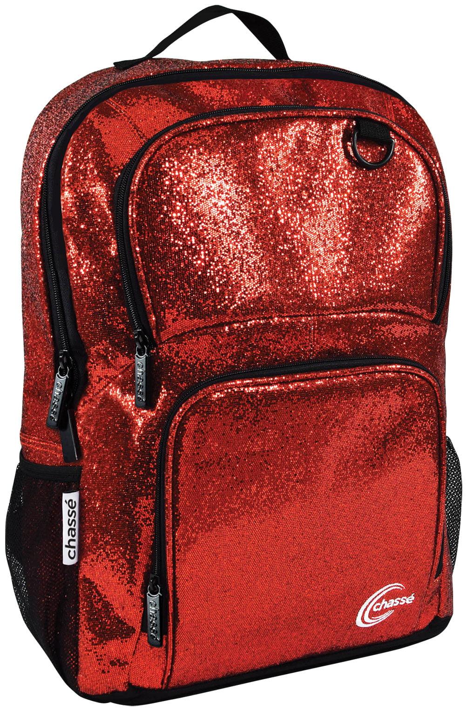 Chass   Glitter Backpack - Walmart.com