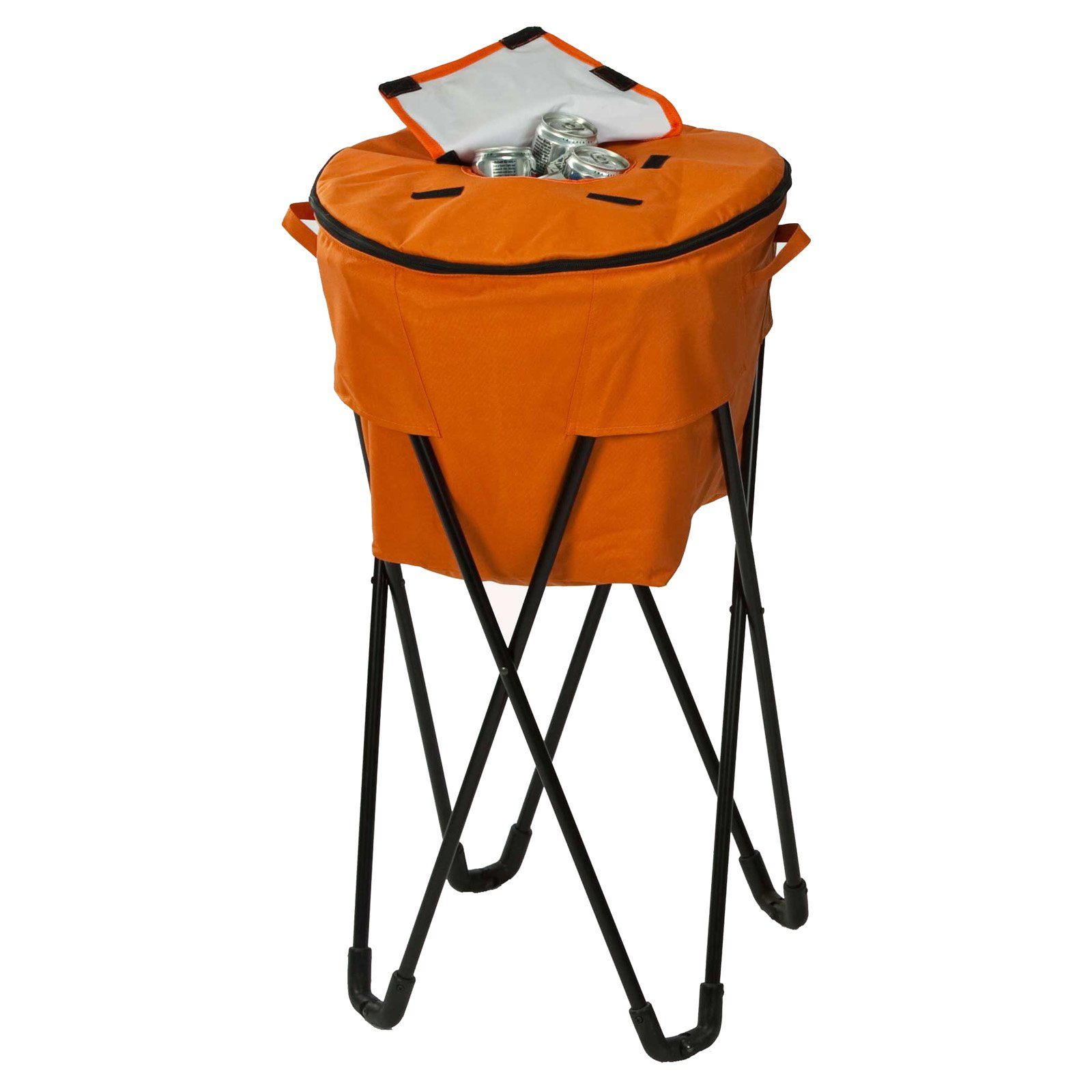 Picnic Plus Elevated Tub 72 Can Beverage Cooler by