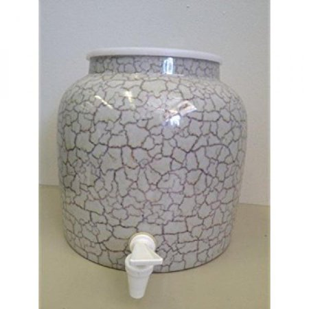 Granite Soap - Contemporary Design Ceramic Water Dispenser- Abstract Granite Pattern