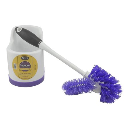 Toilet Bowl Brush With Rim Cleaner And Holder Set Toilet