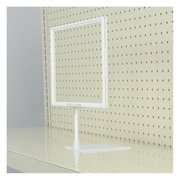 Southern Imperial R-PSH4850W 6 Pack 8.5 x 11 in. Sign Holder Kit