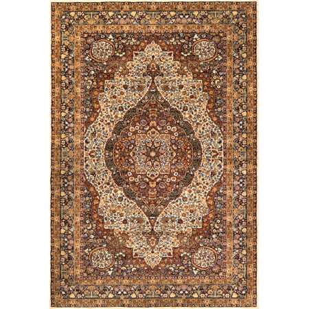 Nuloom Polypropylene 4' X 6' Rectangle Area Rugs In Brown Finish (Brown Rectangle)
