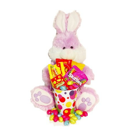 The Bunny Hugs Easter Basket