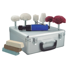 AIR BUFFING KIT W/2500 RPM WHEEL BUFFER
