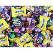 Easter Candy Assortment - Cadbury Creme Eggs, Rolo Caramel Pastel Colors, Dove Eggs, Butterfingers, Snickers Minis, Kisses Caramel Candy, Bulk 3 Pound Bag