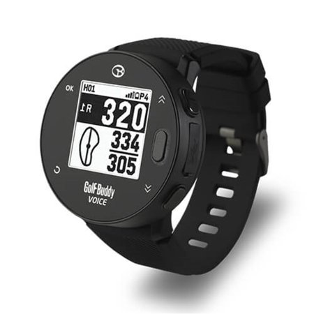 NEW Golf Buddy 2018 Voice X With Wristband Golf Watch GPS Audio Distance