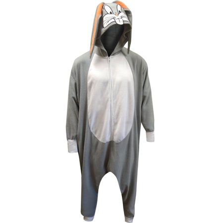 1b56a794eaa8 Warner Bros. - Looney Tunes Bugs Bunny Onesie Kigurumi Pajama ...