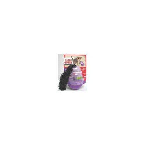 Kong Cat Wobbler in Purple