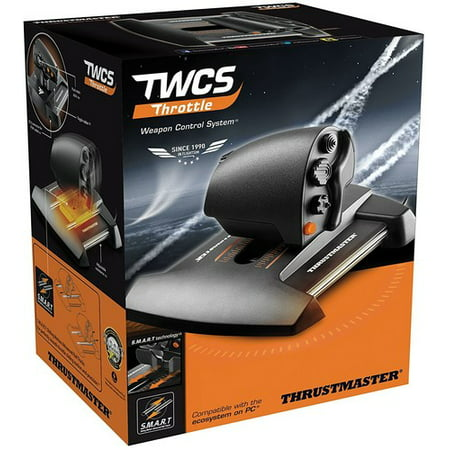 Thrustmaster TWCS Throttle Controller for PC