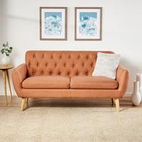 Orange Sofas Couches