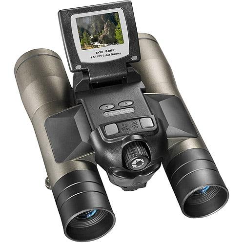 Barska 8x32mm Point 'N View 8MP Camera Binoculars