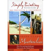 Simply Painting Across United States 2: South (DVD)