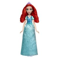Disney Princess Royal Shimmer Ariel with Sparkly Skirt, Tiara, Shoes