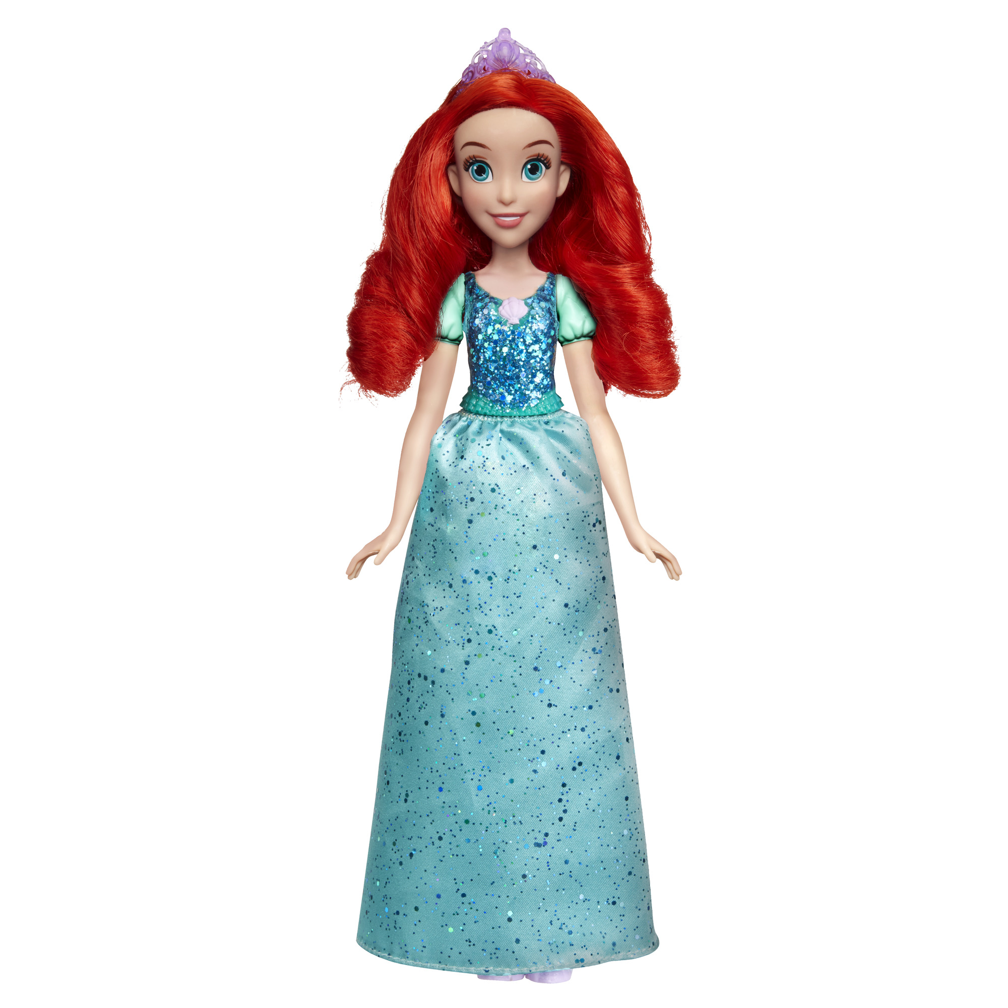 Disney Princess Royal Shimmer Ariel, Ages 3 and up