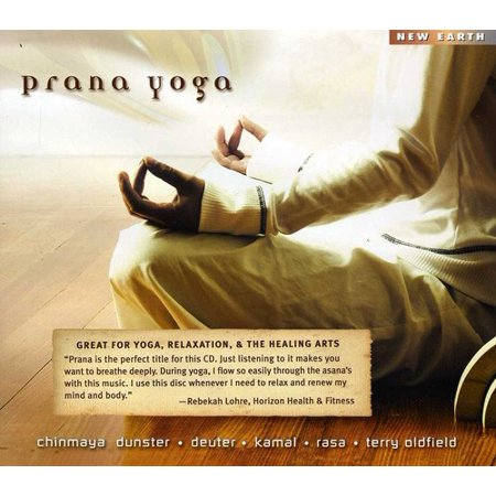 New Earth Records: Prana Yoga (CD) (Prana Tree)