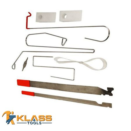 Lock Out Tool Heavy Duty Kit