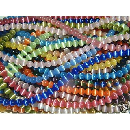 Bulk Cats Eye Beads - 6mm Cats Eye Beads - 4mm Strand Grade