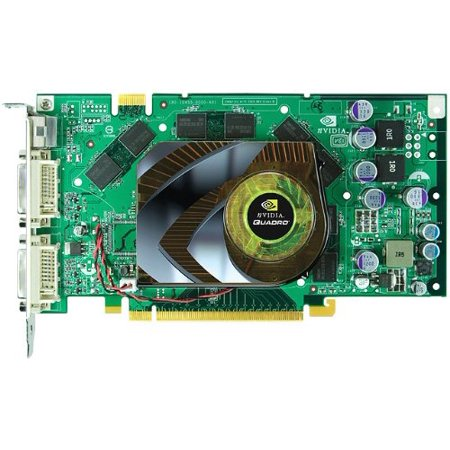 NVIDIA 13M8482 IBM Quadro FX 1500 Graphics Card - 256MB 256bit FX1500 NVIDIA Quadro FX 1500 256MB 256-bit GDDR3 PCI Express x16 Workstation