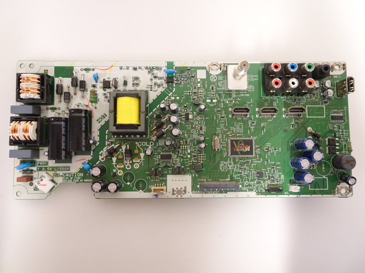 FACTORY NEW REPLACEMENT A5G24MMA POWER /& MAIN FUNCTION BOARD FOR FW40D36F-ME2