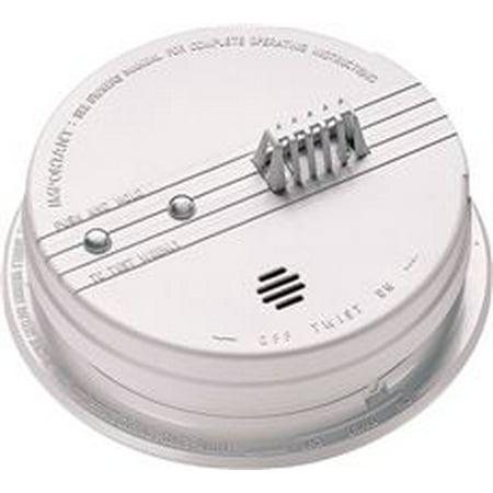 Kidde Heat Detector With 9-Volt Battery Backup, 120 Vac