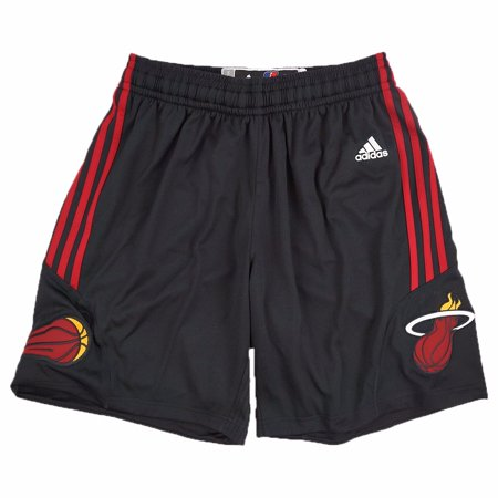 Sioux Falls Skyforce NBADL Adidas Black D-League Authentic On-Court Team Issued Game Pro Cut Shorts For Men