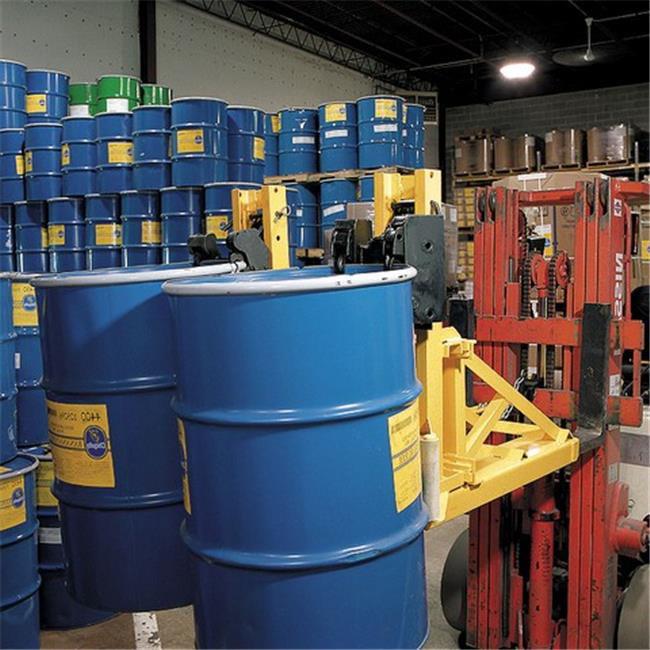 Vestil FMDDL-4000 Fork Mounted Drum Lifter, 4000 lbs