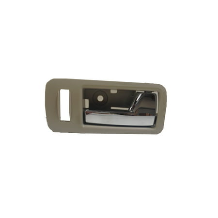 (Replacement Inner Front Passenger Side Beige Door Handle For 10-14 Ford Mustang)