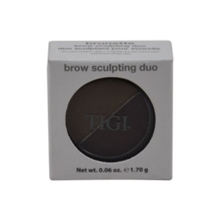 Brow Sculpting Duo - Brunette by TIGI for Women - 0.06 oz Eyeshadow - image 1 de 2