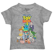 Toy Story Character T Shirt (Toddler Boys)