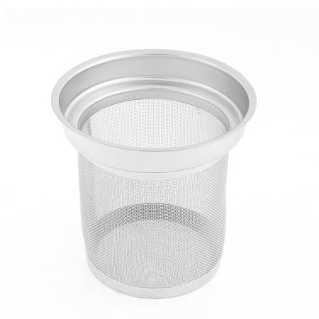 Stainless Steel Tea Leaf Spice Mesh Strainer Teapot Filter Infuser Cup Mug