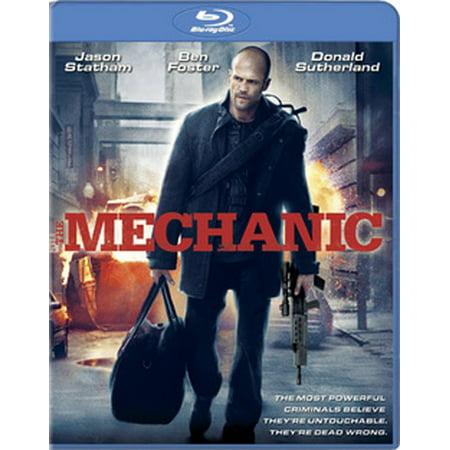 - The Mechanic (Blu-ray)
