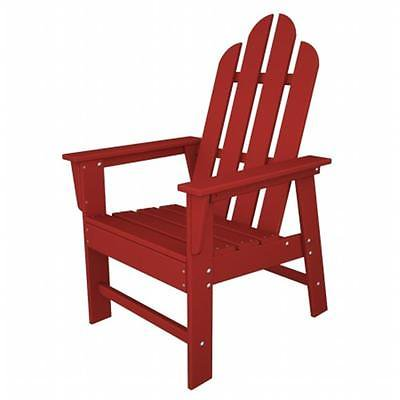 Furniture Poly Wood Ecd16sr Long Island Dining Chair Sunset Red Furniture Gss02182342206