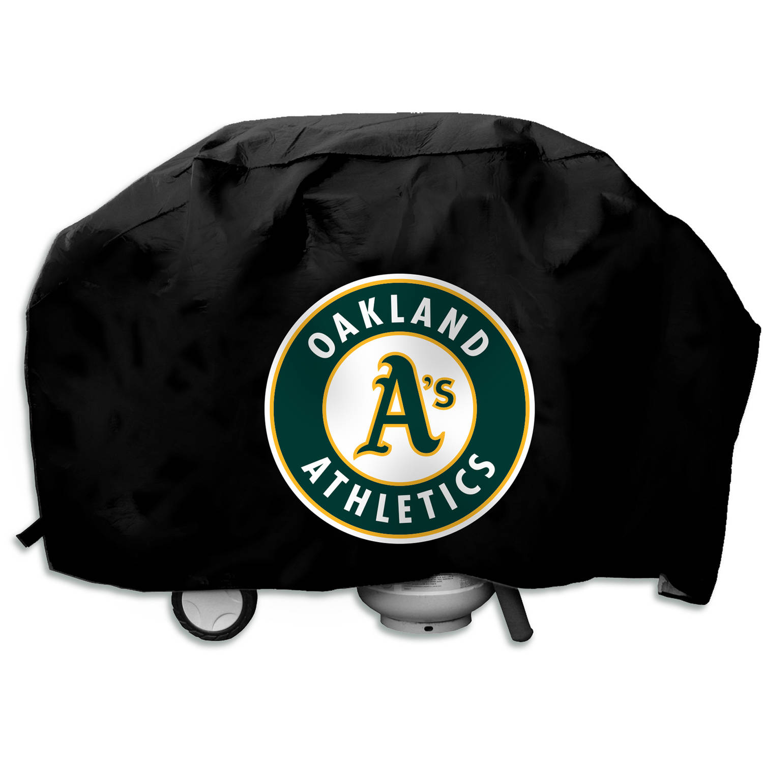 MLB Rico Industries Deluxe Grill Cover, Oakland A's