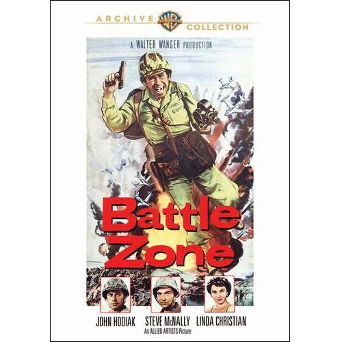 Battle Zone (Full Frame)