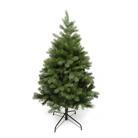 Artificial Christmas Tree Branches.4 Noble Fir Full Artificial Christmas Tree Unlit