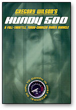 Hundy 500 by Gregory Wilson (DVD) by