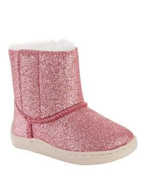 Wonder Nation Faux Shearling Boots (Infant Girls)