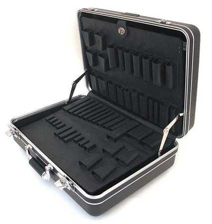 PLATT Tool Case,19x14x7,Black 926T-CB