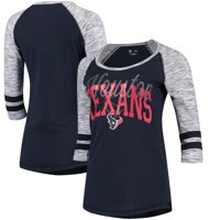 Product Image Houston Texans 5th   Ocean by New Era Women s Athletic Space  Dye 3 4- fb3ea227e